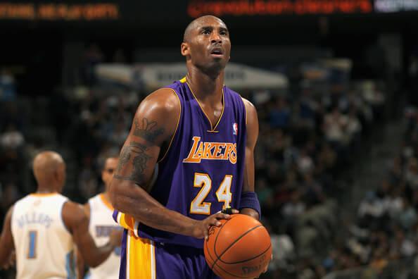 Kobe+Bryant+Los+Angeles+Lakers+v+Denver+Nuggets+w WhuWeNA98l