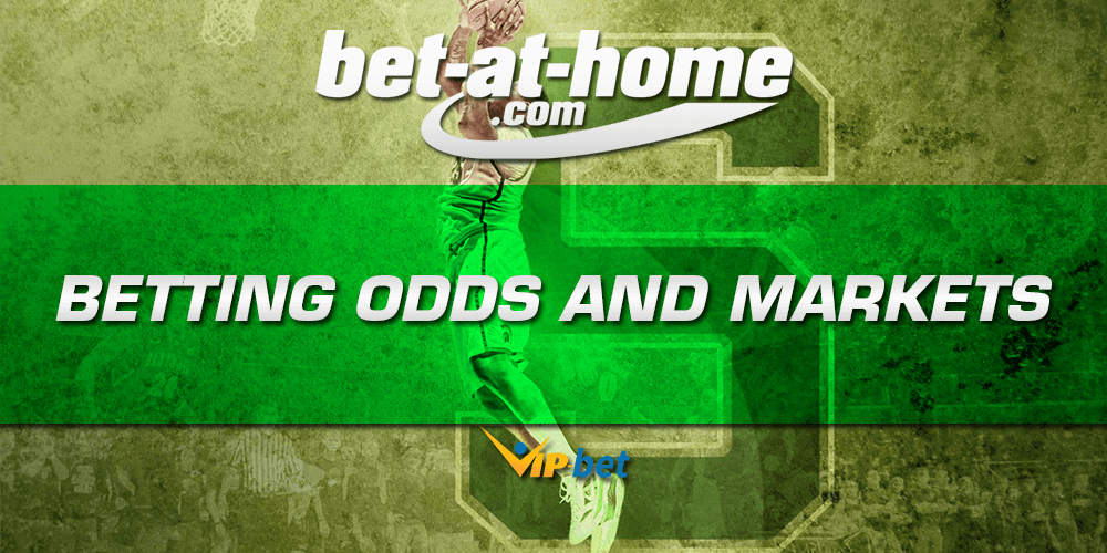 Bet At Home Betting Odds
