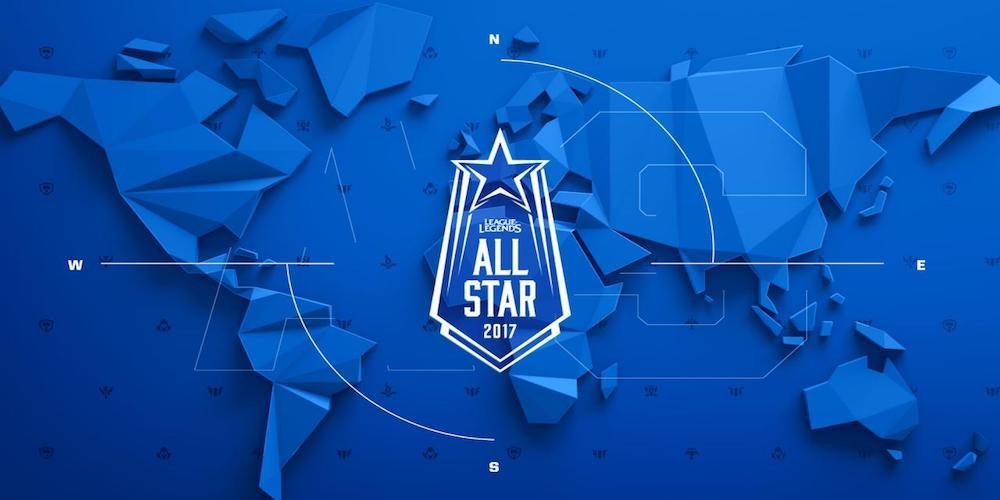 League of Legends All-Star 2017