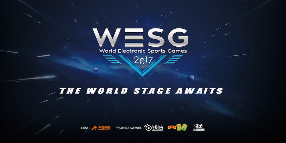 WESG Americas Qualifiers February 2018