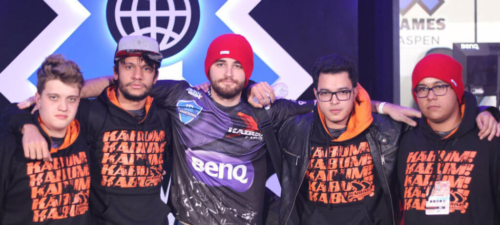 The Evolution of SK Gaming's Brazilian CS:GO Roster