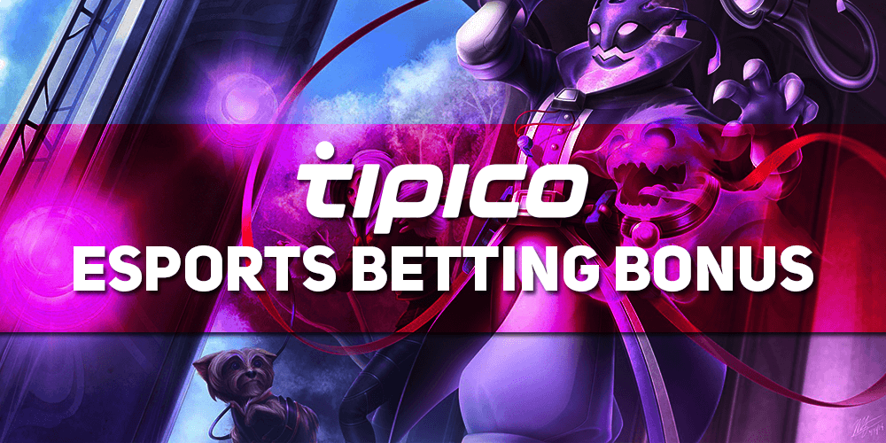 Tipico Esports Betting Bonus