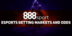 888 Esports Betting Markets And Odds