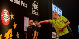 Betway PDC Darts World Championship Double Winnings