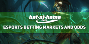 Bet At Home Esports Betting Markets And Odds