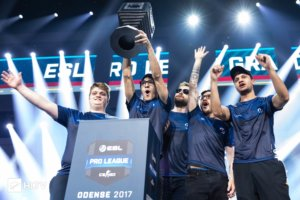 SK Gaming defeated FaZe Clan 3-1.