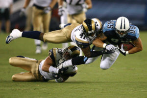 Top 5 NFL Christmas Games