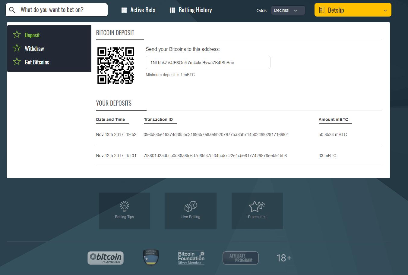 VIP-bet com | Die besten Bitcoin Wettanbieter 2018