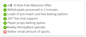 Sportsbet.io Overview