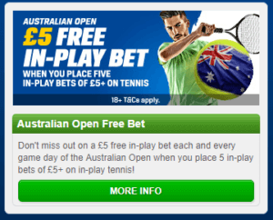Coral Special Free Bets
