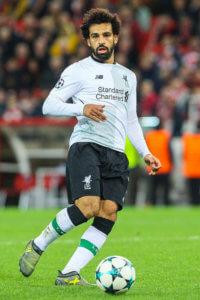 Mohamed Salah 2017