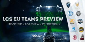 Eu Teams Preview