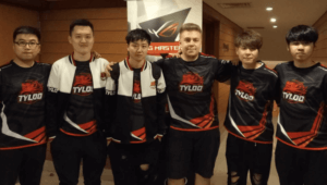 Flash Gaming is replacing Tyloo at the Boston 2018 Major