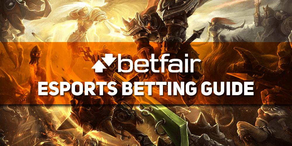 Betfair Esports Betting Guide