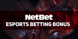 Netbet Esports Betting Bonus