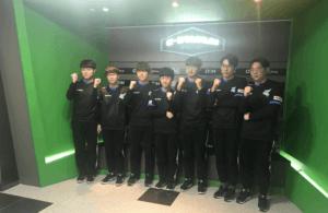 Afreeca Freecs LoL vs Jin Air Greenwings