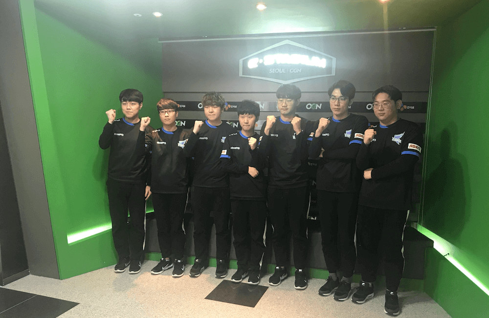 Afreeca Freecs LoL vs Jin Air Greenwings