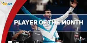 Player Of The Month Tarik