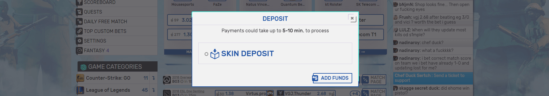 Step 2 Skin Deposit