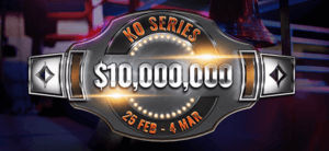 Join The 10k Million GTD KO Series At Partypoker
