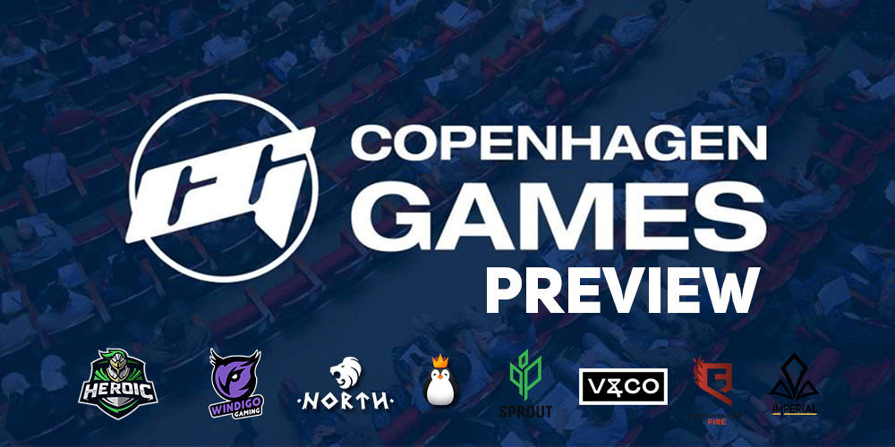 Copenhagen Games 2018 Preview