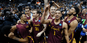 2018 NCAA Tournament Upsets!
