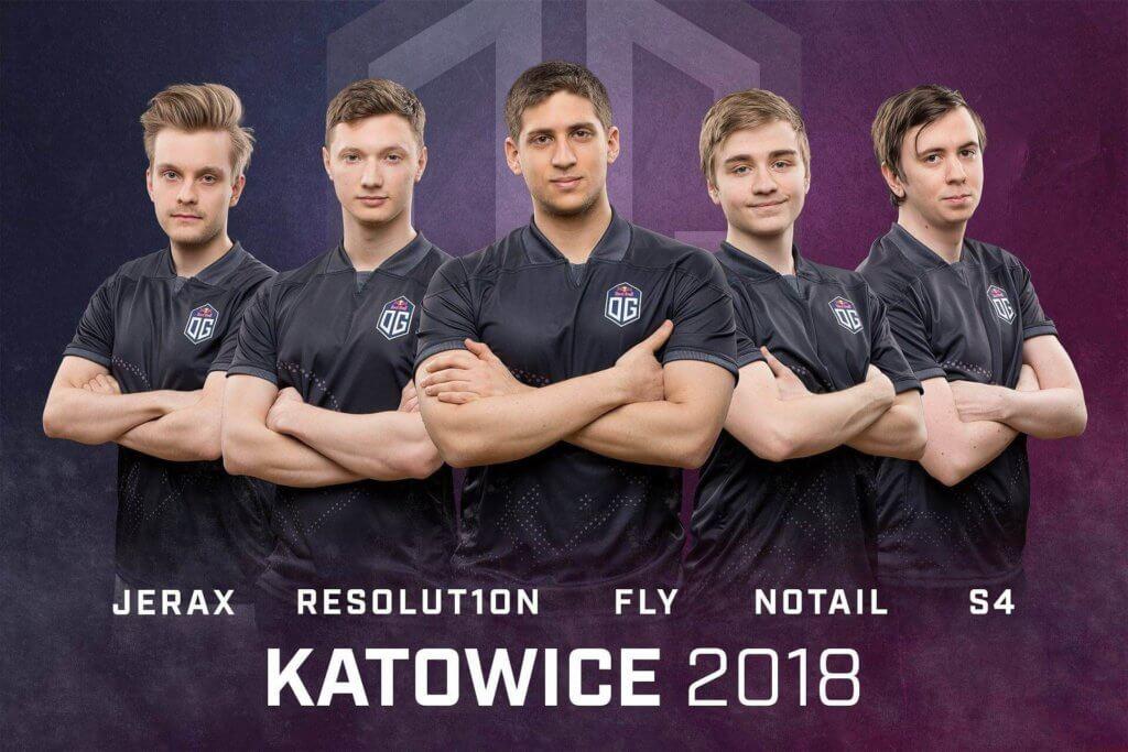 VP wins ESL One Katowice