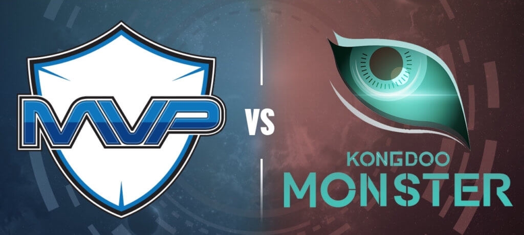 KongDoo Monster vs MVP LoL