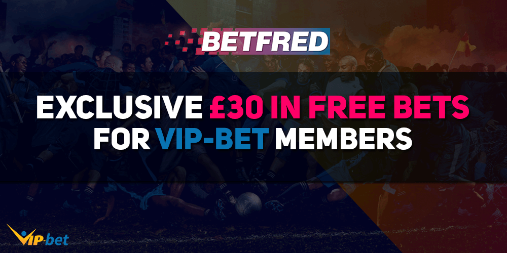 Betfred Free Bets Banner