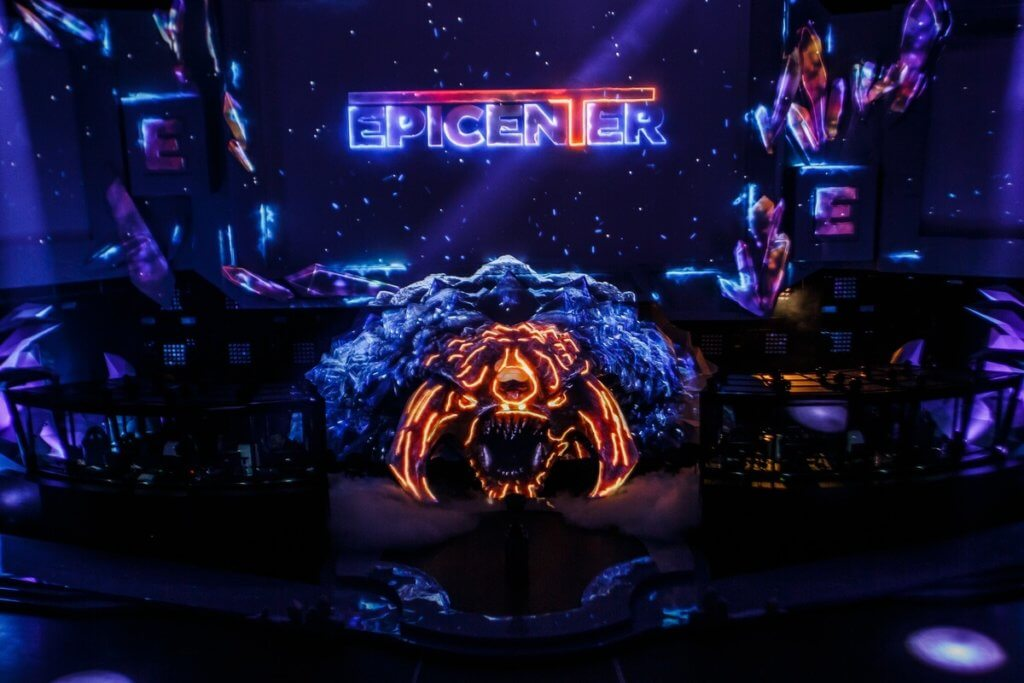 DOTA 2 EPICENTER Epoch Cup XL