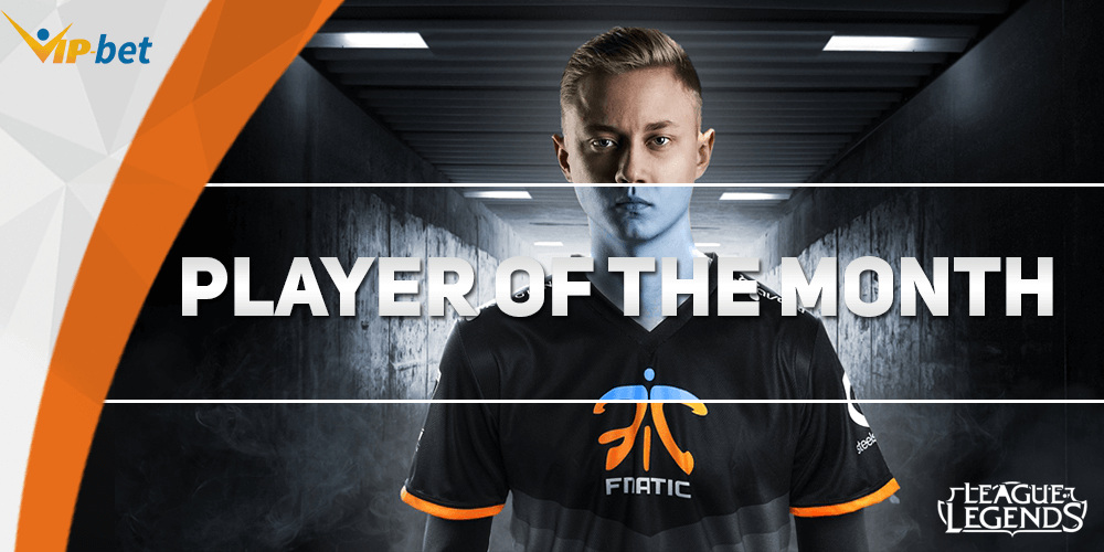 Player Of The Month Rekkles