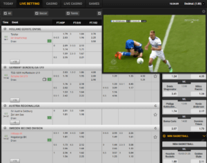 18bet Live Betting Picture2