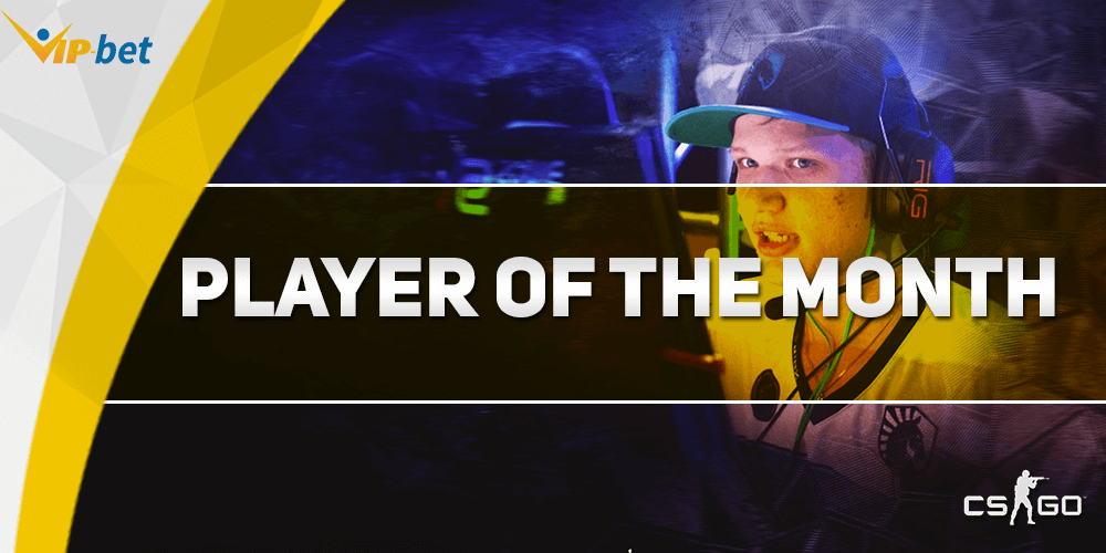 VIP-bet com | Player of the Month - s1mple