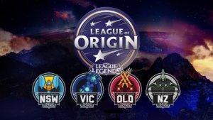 League of Origin 2017