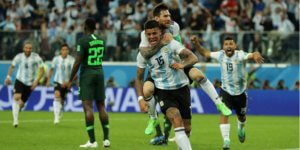 Nigeria V Argentina: Group D 2018 FIFA World Cup Russia