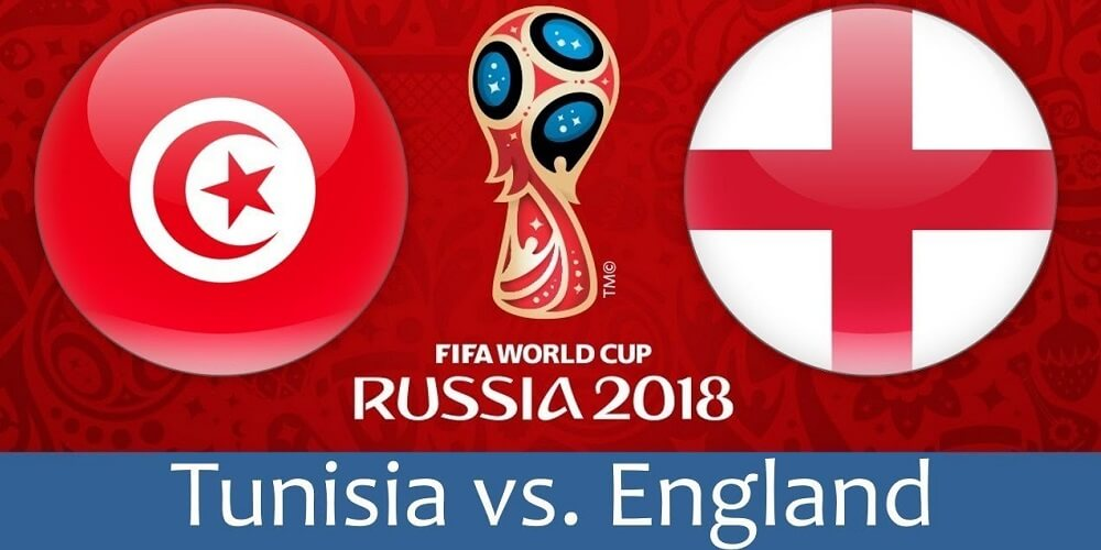 Tunisia Vs England Match Watch Live Stream Online Free