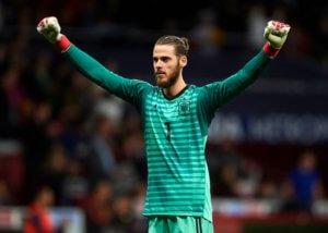 De Gea to become Man of the Match?
