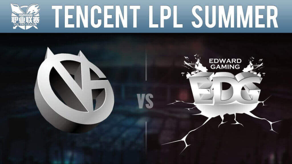 VG vs Edward Gaming