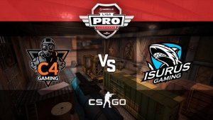 CSGO - Liga Profissional Alienware Betting Preview