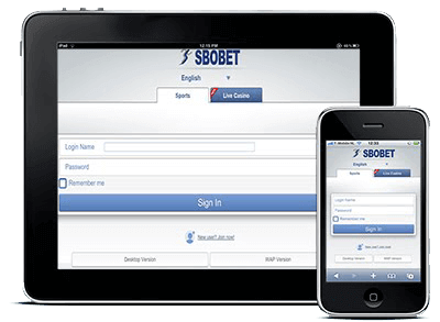 SBOBET ESports Mobile