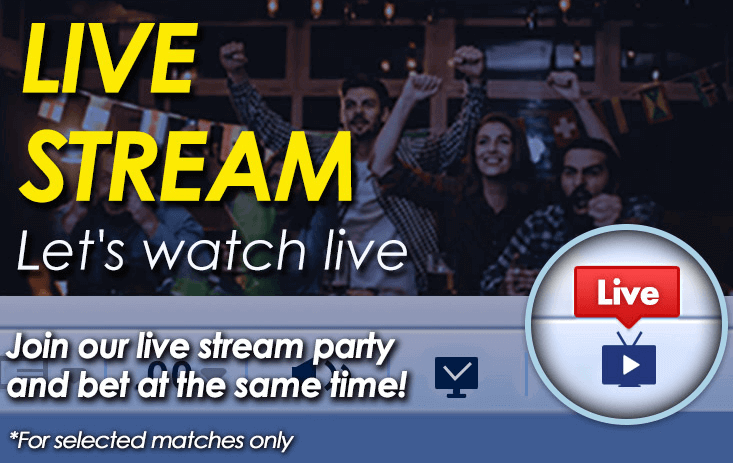 SBOBet Live Stream