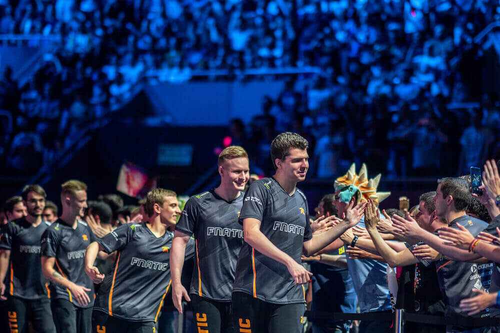 S04 vs Fnatic I EU LCS Summer Split 2018 Finals