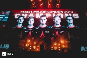 Astralis are the 2018 FACEIT Major Champions!
