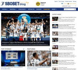 SBOBet Blog