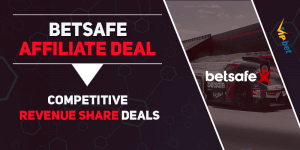 Betsafe Affiliate Banner