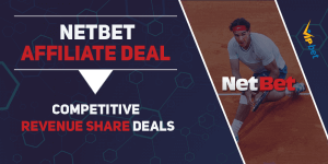 Netbet Affiliate Banner