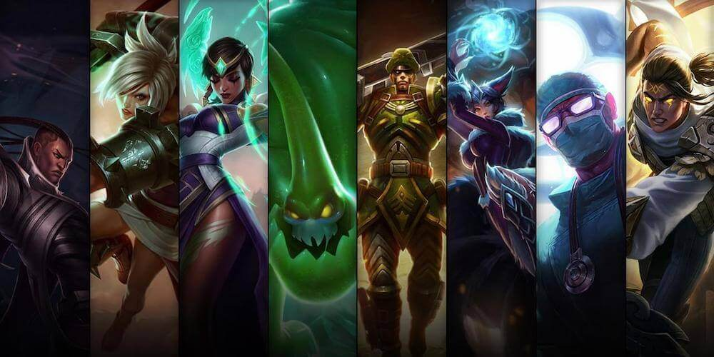 Upcoming League of Legends Updates