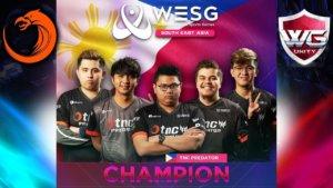 TNC Predator wins 2018 WESG Image 2