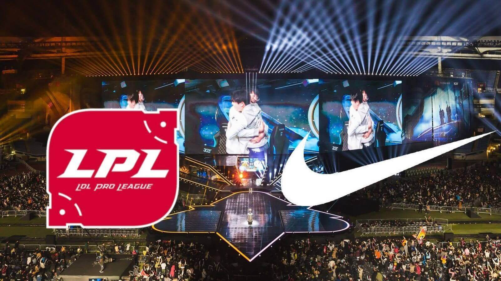 Nike's League of Legends Deal Disputed by Teams