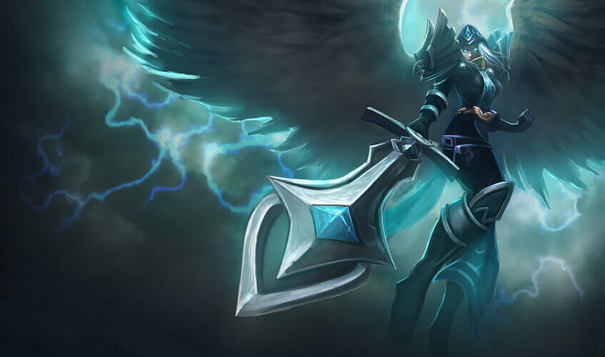 The Best League of Legends Legacy Skins